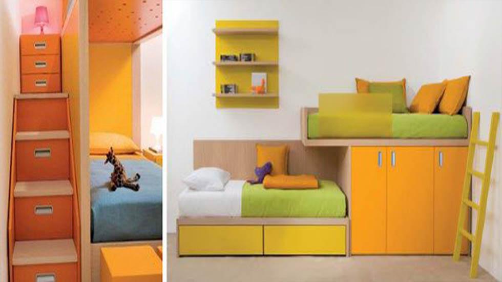 Mobila camera copii NeoMobila