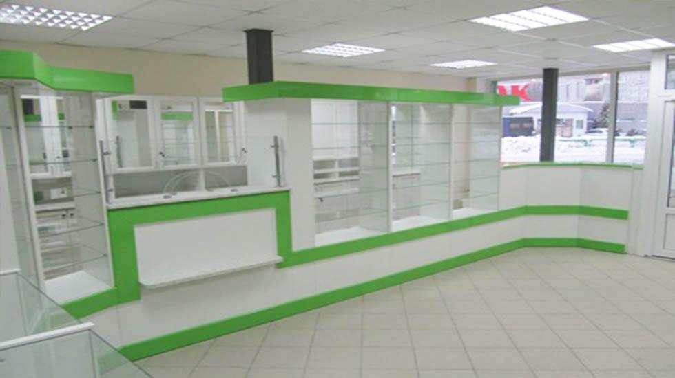 Mobilier farmacie NeoMobila